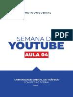 AULA 04 - Como otimizar campanhas no Youtube.