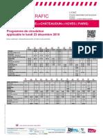 23 12 2019tours Vendôme Châteaudun Voves (Paris) (Cars Réguliers)