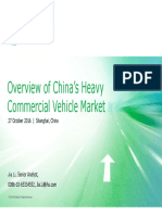 China HCV Market