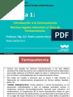 SEMANA 1 FARMACOTECNIA HOSPITALARIO