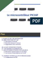 Cous Microcontrôleur ENSAF Pic