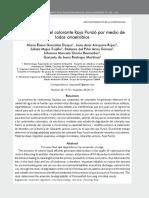 Papere3-Degradación Del Colorante Rojo Punzó Por Medio de Lodos Anaerobios