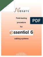 Essential 6 Field testing procedure_1.pdf