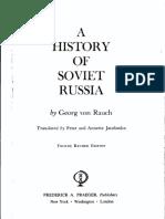 A History of Soviet Russia - Georg von Rauch.pdf