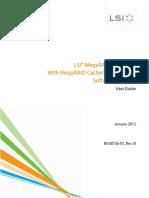 Megaraid Cachecade User Guide