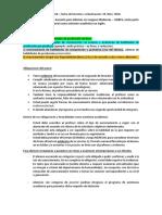 Formas y Reglamento de Asesoría Lenguas Modernas UABCS - Inglés