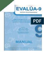 Evalua 9 manual 2.0 chile en pdf