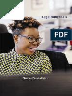 Installer Sage Batigest i7