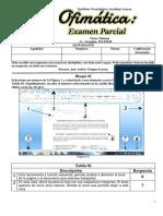 OFIMATICA Examen Parcial