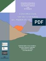 Construccion Social Y Cultural Del Poder En Las Americas