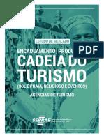Encadeamento produtivo - Cadeia do turismo na Bahia