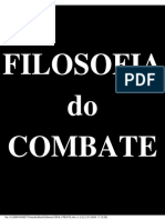 Filosofia Do Combate J R R Abrahao