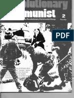 Revolutionary Communist 2 - May 1975