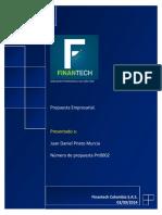 Prt0002 (Estructuración de Proyecto- Refrescos de)