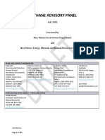 NM Methane Advisory Panel Draft Technical Report
