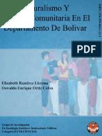 Multiculturalismo y justicia comunitaria en el Departamento de Bolívar