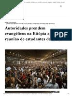 Autoridades prendem evangélicos na Etiópia após reunião de estudantes de igrejas - Instituto Teológico Gamaliel.pdf