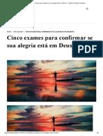 Cinco exames para confirmar se sua alegria está em Deus_ - Instituto Teológico Gamaliel.pdf