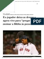 """Ex-jogador deixa as drogas e agora vive para """"pregar e ensinar a Bíblia às pessoas"""" - Instituto Teológico Gamaliel.pdf"""