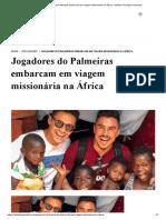 Jogadores do Palmeiras embarcam em viagem missionária na África - Instituto Teológico Gamaliel.pdf