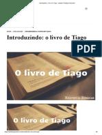 Introduzindo_ o livro de Tiago - Instituto Teológico Gamaliel.pdf