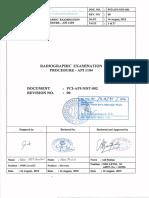 RT Procedure_API 1104 Standard.pdf