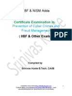 Prevention of Cyber Crime and Fruad Management .PDF