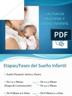 Lactancia Materna y Sueño Infantil