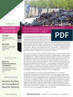 Temecula Wine Quarterly - Winter 2020
