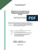 Leao_2015, Molecular diagnostic Mycobacterium avium