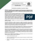 EXIGENCIAS POLICIA NACIONAL