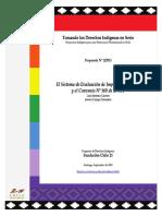 El Sistema de Evaluación de Impacto Ambiental y el Convenio No 169 de la OIT