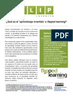 Pilares del Flip Learning