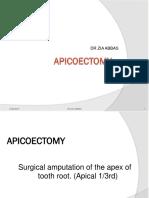 APISECTOMY 1