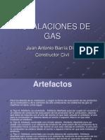 GAS Artefactos