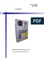 EC03E Air Conditioner Manual