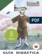 guia 6°grado franciscanismo