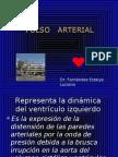 PULSO   ARTERIAL lucho