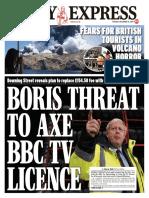 Daily Express [10 Dec 2019]