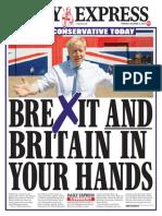 Daily Express [12 Dec 2019]