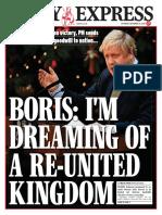 Daily Express [14 Dec 2019]