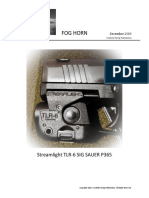 Streamlight TLR-6 SIG P365