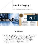 Book keeping accounts ppt