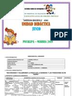 UNIDAD DIDACTICA - JUNIO OK