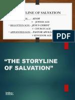 Storyline of Salvation