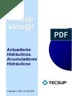 Actuadores Hidráulicos Acumuladores Hidráulicos (Manual TECSUP).pdf