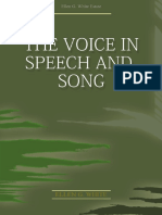 en_VSS=  THE VOICE IN SPEACH AND SONG