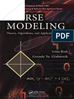 Sparse Modeling_ Theory, Algorithms, and Applications [Rish & Grabarnk 2014-12-05].pdf