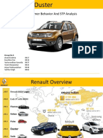 Viden Io Renault Duster Ppt Group6 Renault Duster Pptx