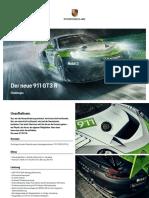 911 GT3 R (2019) - Fahrzeugbeschreibung